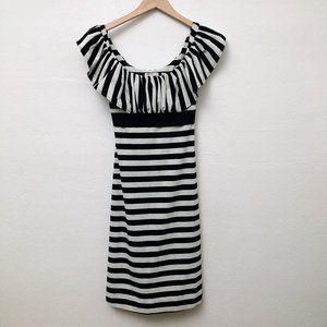 Ripe Maternity XS Stripe Greta Dress